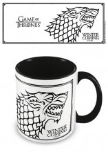 Game of Thrones Coloured Inner Mug Stark