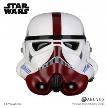 Star Wars Episode IV Replica 1/1 Incinerator Stormtrooper Helmet