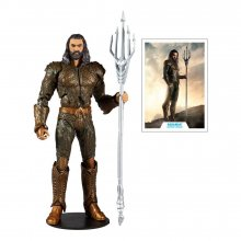 DC Justice League Movie Akční figurka Aquaman 18 cm