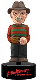 A Nightmare on Elm Street Body Knocker Bobble-Figure Freddy 15 c