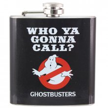 Placatka Ghostbusters Log