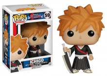 Bleach POP! Animation Vinylová Figurka Ichigo 9 cm