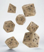 Pathfinder Dice Set Rise of Runelords (7)