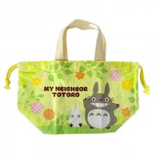 Muj soused Totoro Cloth Lunch Bag Plants