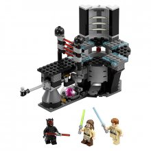 Stavebnice LEGO Star Wars Episode I Duel on Naboo 75169
