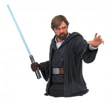 Star Wars Episode VIII Mini Bust Luke Skywalker