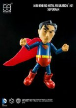 Justice League Mini Hybrid Metal Akční figurka Superman 9 cm