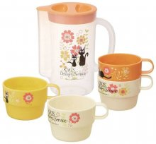 Kiki's Delivery Service Stackable Hrneks & Measuring Cup Set Kik