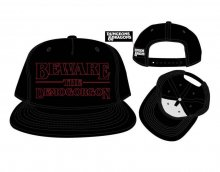 Dungeons & Dragons Snapback kšiltovka Beware the Demogorgon