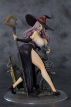 Dragon's Crown PVC Socha 1/7 Sorceress Darkness Crow Ver. 22 cm
