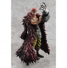 One Piece Excellent Model P.O.P PVC Socha 1/8 Eustass Captain K
