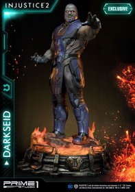 Injustice 2 Statues Darkseid & Darkseid Exclusive 87 cm Assortme
