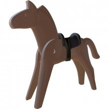 Figurka Playmobil Nostalgia Collection Horse 25 cm