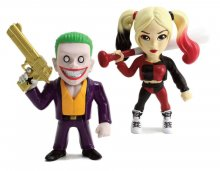 Suicide Squad Metals Diecast mini figurky 2-Pack Joker & Harley