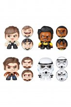 Star Wars Mighty Muggs Figures 9 cm 2018 Wave 3 Assortment (6)