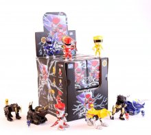 Power Rangers Action Vinyl mini figurky 8 cm Wave 2 Display (12)