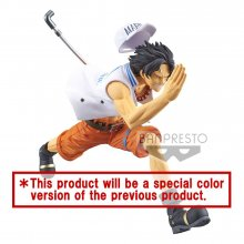 One Piece magazine PVC Socha Portgas D. Ace Special Color Versi
