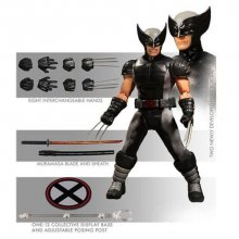 Marvel Action Figure 1/12 X-Force Wolverine Previews Exclusive 1