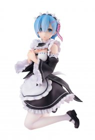 Re:ZERO -Starting Life in Another World- PVC Socha 1/8 Rem 15 c