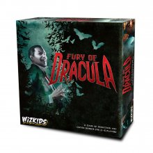 WizKids desková hra Fury of Dracula 4th Edition *English Version