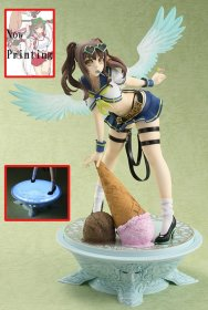 Seven Heavenly Virtues: Temperance Socha 1/8 Raphael Limited Ve