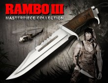Rambo III Replica 1/1 Knife Masterpiece Collection Standard Edit