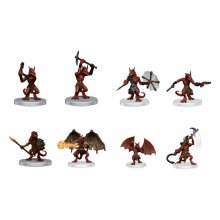 D&D Icons of the Realms: pre-painted Miniatures Kobold Warband