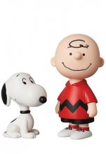 Peanuts UDF Series 10 mini figurky Charlie Brown & Snoopy 9 - 6