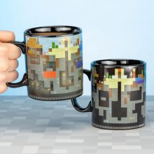 Minecraft Heat Change Mug