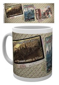 Fantastic Beasts Mug Postcards