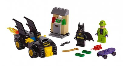 LEGO® DC Universe Super Heroes™ - Batman™ vs. The Riddler™ Robbe