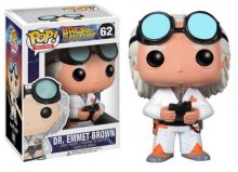 Back to the Future POP! Vinylová Figurka Doc Brown 10 cm
