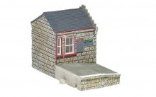 Harry Potter Model Railway Building 1/76 Hogsmeade Station - Boo
