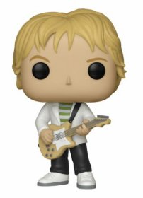 The Police POP! Rocks Vinylová Figurka Andy Summers 9 cm