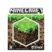 Nálepka Minecraft Dirt Block