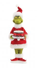 How the Grinch Stole Christmas Socha Grinch Fruitcake 30 cm