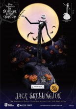 Nightmare Before Christmas Master Craft Socha Jack Skellington