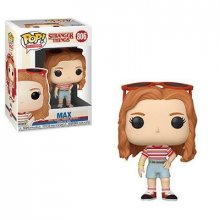 Stranger Things POP! TV Vinylová Figurka Max (Mall Outfit) 9 cm