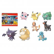 Pokémon Battle mini figurky 8-Pack 5-7 cm Wave 3