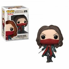 Mortal Engines POP! Movies Vinylová Figurka Hester Shaw 9 cm