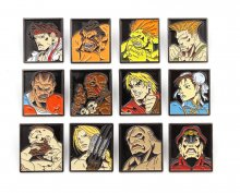Street Fighter 12-Pack sada odznaků Characters