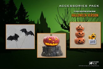 Harry Potter Halloween Accessories Pack for Harry Potter 1/6 Act
