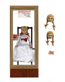 The Conjuring Universe Akční figurka Ultimate Annabelle (Annabel