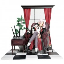 Warship Girls R PVC Socha 1/7 Vittorio Veneto Pitch-Black Oath