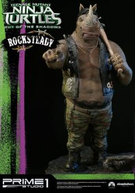 Teenage Mutant Ninja Turtles Out of the Shadows 1/4 Socha Rocks