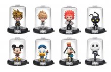 Kingdom Hearts Domez mini figurky 7 cm Series 4 Display (24)
