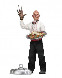A Nightmare on Elm Street 5 Retro Action Figure Chef Freddy 20 c