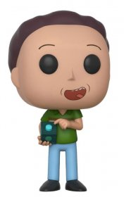 Rick a Morty POP! Animation Vinylová Figurka Jerry 9 cm