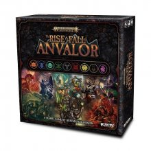 Warhammer Age of Sigmar desková hra The Rise & Fall of Anvalor *