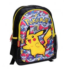 Pokemon Backpack Pikachu 40 cm